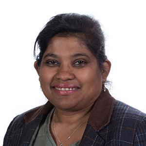 Irene Debiram-Beecham Research Nurse