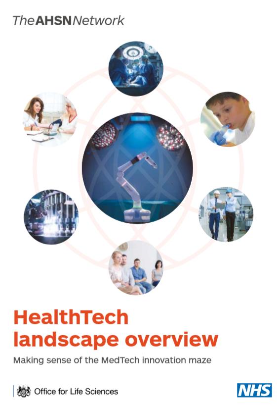 HealthTech landscape overview