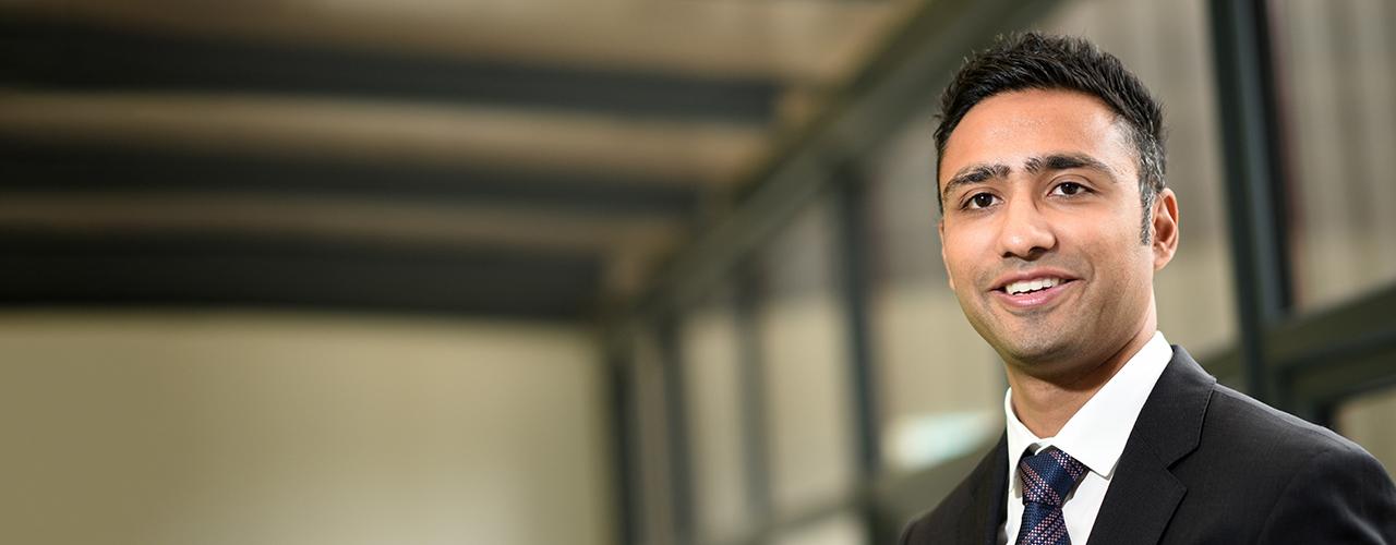 Ash Kairayla, CEO of MediShout