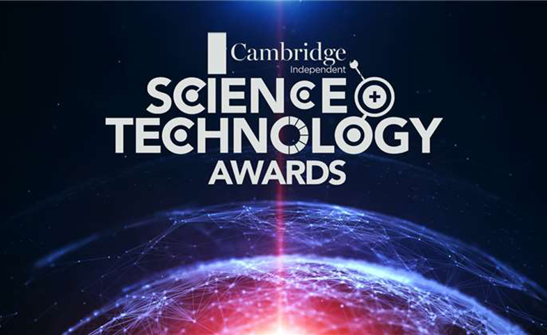 Eastern AHSN are a partner in the Cambridge Independent Science and Tech Awards 2020