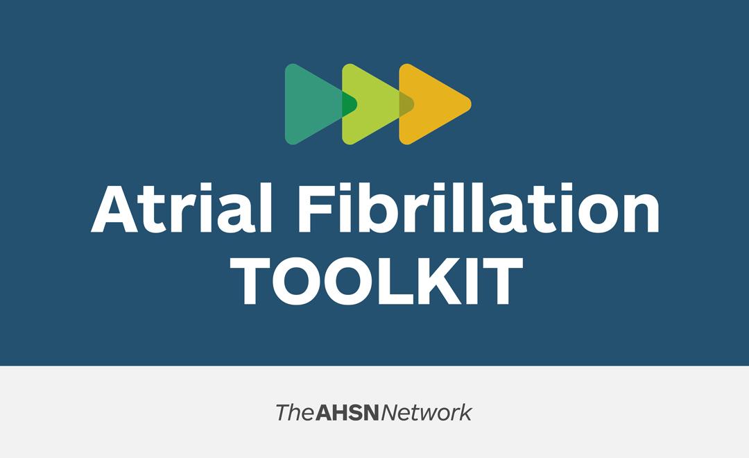 Atrial fibrillation AF toolkit