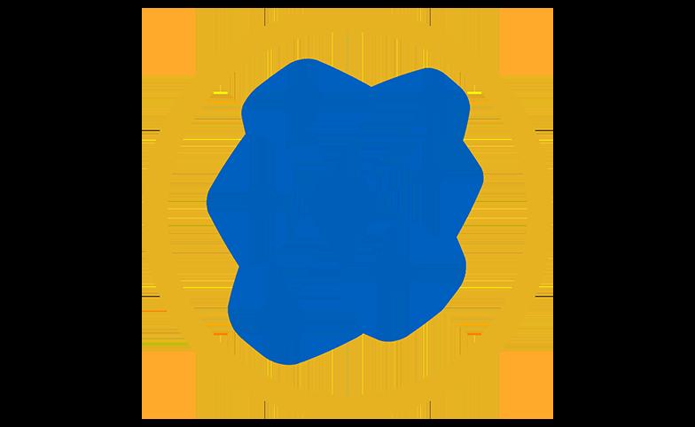 Network innovation hub graphic