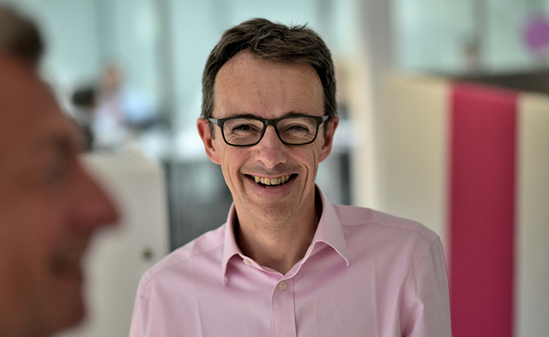 Piers Ricketts, Eastern AHSN Chief Executive Officer