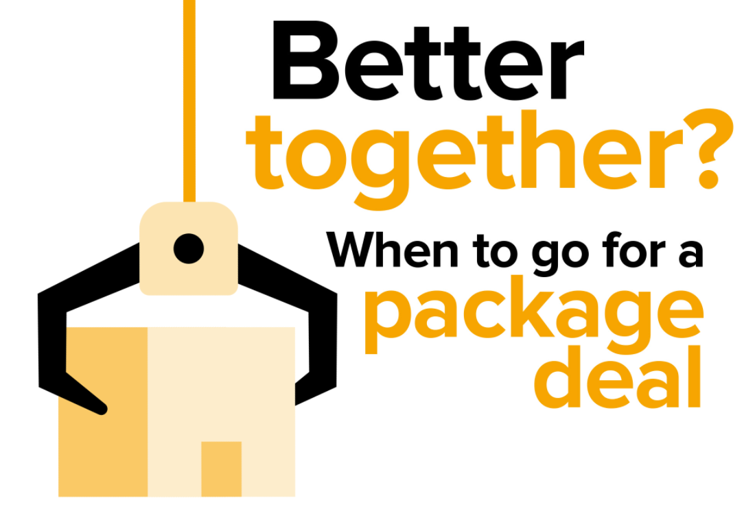 Better together graphic package deal